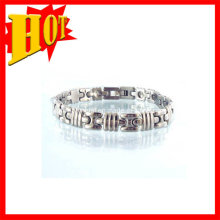 New Arrival Statement Fashion Titanium Bracelet