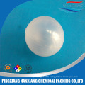 Waste water treatment Plastic PP grinding ball hollow floating ball