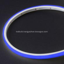 Evenstrip IP68 Dotless 1012 Blue Top Bend led strip light