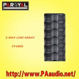 Line Array VT4888, VT4889, VT4880