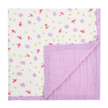 factory supplier muslin fabric baby swaddle sheets