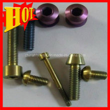 Titanium Fasteners Gr5 with ISO9001: 2008 Certificate