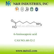 Ácido 6-aminocaproico de alta calidad Nº CAS: 60-32-2