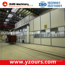 CE Approved Superior Car Spray Paint Booth