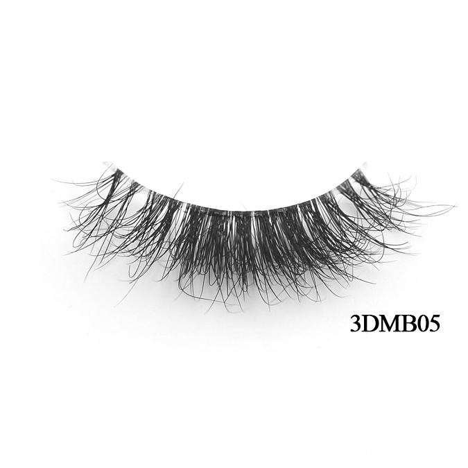 Mink Eyelashes transparent bands
