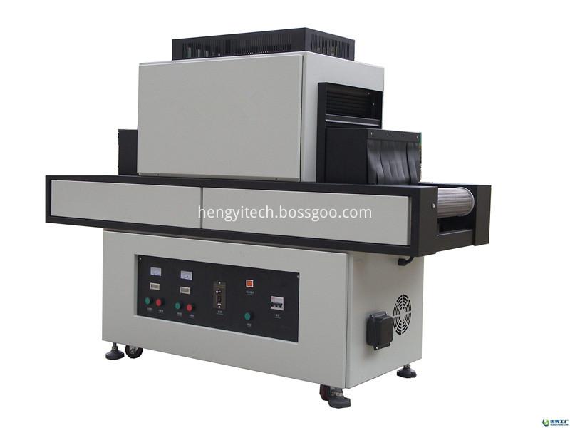 Small Automatic uv coating machine