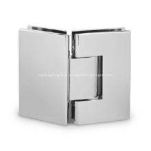 Dobradiça de vidro para chuveiro de 135 graus para serviço pesado