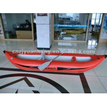 kayak de 2 personas inflable río balsa H-K360