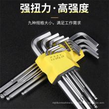 8PCS Ratchet Wrench Set Socket Wrench Set