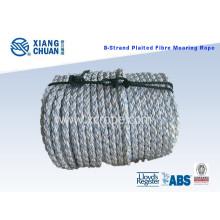 Corde d'amarrage en nylon 8 brins longueur 72mm 220m
