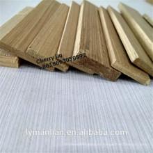 Uso de la India moldeo de madera recon moldeado plano moldeado de madera