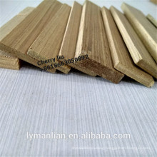 india use wooden recon moulding flat wood moulding