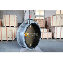 Dn1100 válvula de borboleta dupla Flange com ASTM B148 Bronze Disc (TA01-CBF02)
