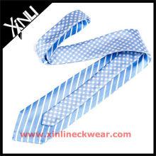 Cravates en soie italiennes faites à la main à double face