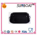 Sunboat Kitchenware Bakeware Ovenware /Enamel Tray Flat Pan /Plate