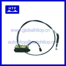 Motor eléctrico barato del control del acelerador del precio bajo para las piezas HD450 / 550 HD512 / 513 HD700-5 / 7 de KATO