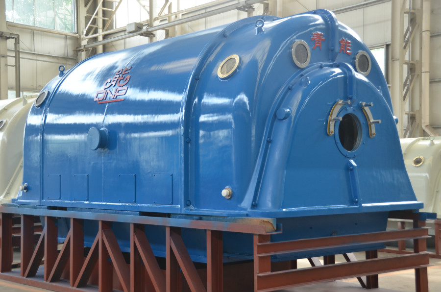 Steam Turbine Generator 5