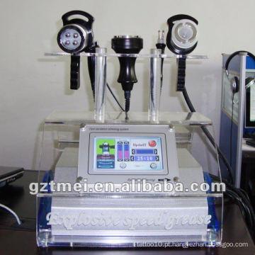 Tripolar RF corpo moldando ultra-som terapia portátil