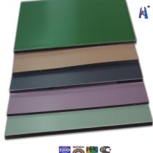 3mm / 0.3mm PVDF Caoting Außenfassade Panel Xh006