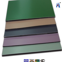 3mm/0.3mm PVDF Caoting Exterior Facade Panel Xh006