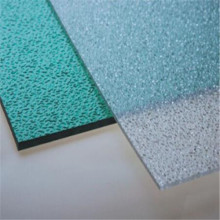 Polycarbonate Embossed Solid Sheet