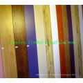 Decoração Laminando filme de PVC rígido para laminação de teto, porta, revestimento
