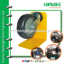 swivel trolley durable castors for replacement