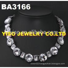 collar rhinestone necklace