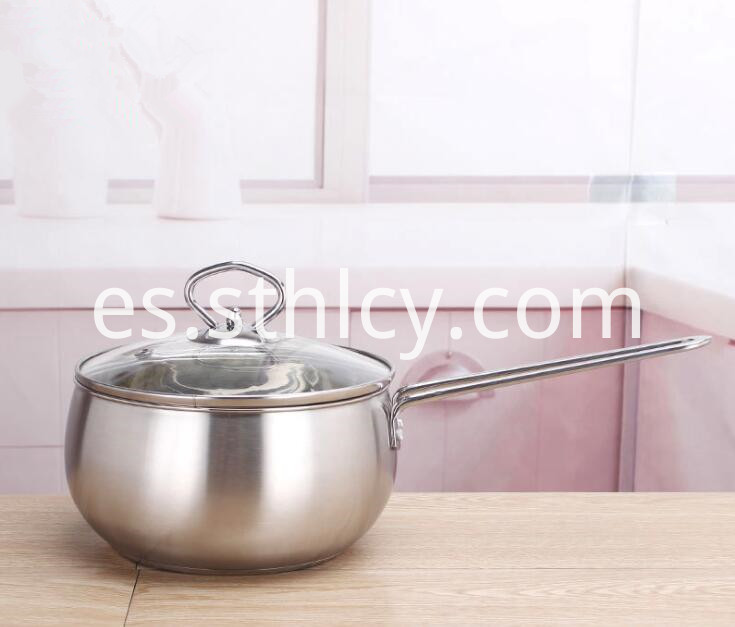 Stainless Steel Pot Safety