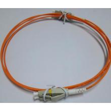 LC Uniboot Connecteur Duplex pour cavalier à fibre optique (5M)