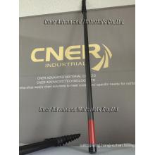 40 feet long Carbon fiber telescopic tube for water fed pole Skype: hiletustalk Whatsapp(Mobile): 008618764302218