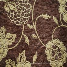 Tejidos de chenilla para muebles de sofá