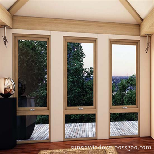 Aluminum Awning Windows