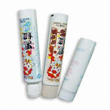 Dia22mm Facial Mask Laminated Tube