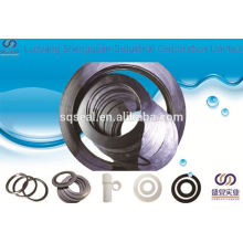 Pipe rubber gasket