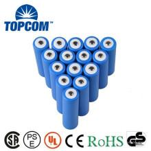 Melhor preço 3.7V 2000 mAh recarregável Li-ion bateria