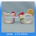 2016 most popular ceramic napkin rings,chicken shaped animal napkin rings