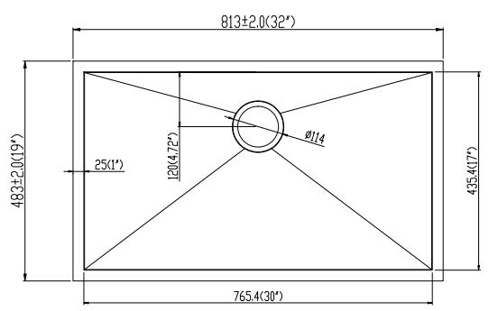 30''18''10'' Line Drawing 2
