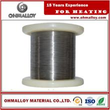 Bwg 26 28 30 Ni70cr30 Wire Alumínio recozido com preço de fábrica