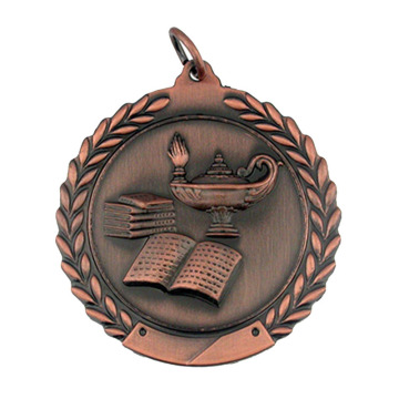 Lamp of Knowledge Award Single and Bulk Medals