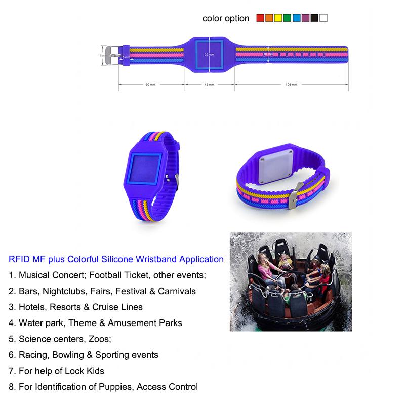 Proximity Rfid Wrist
