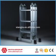 escalera plegable con junta, escalera multipropósito, escalera de aluminio