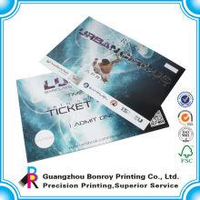 Mini papel de encargo de encargo del aviador del precio de papel del arte de lustre 157gsm China