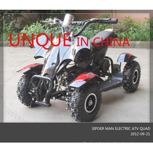 Unqie diseño 500W eléctrico ATV Quad, Kids Scooter eléctrico