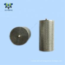 Peça de torneamento de alumínio de metal OEM