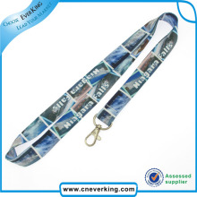 Top Sale Dye Sublimation Lanyard Wholesae