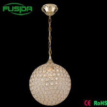 Modern Simplicity Lighting Hand Inlay Crystal Pendant Lamps
