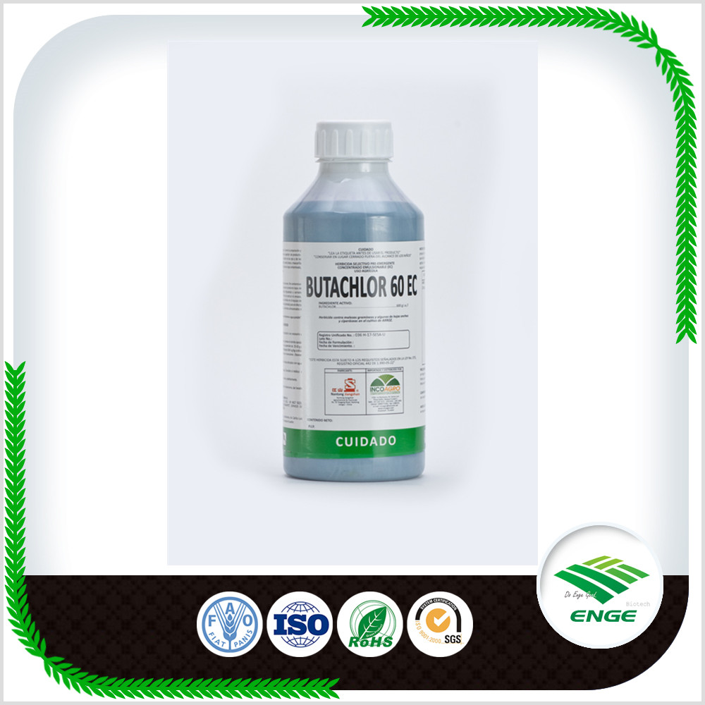 High Quality Butachlor 500g/l EC Pesticide Herbicide