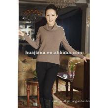 suéter feminino suéter de cashmere