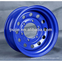 Steel Wheel Rims 16 Inch for RC Truck